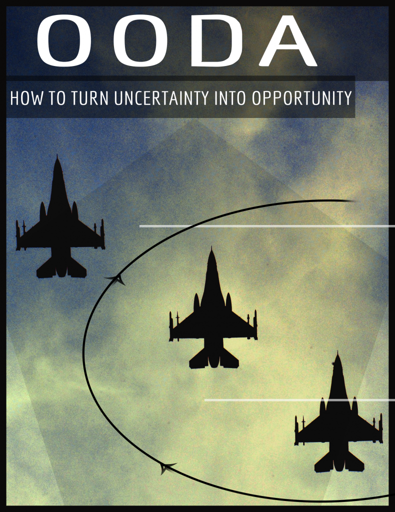 The Ultimate Guide To The OODA Loop (How to Turn Uncertainty